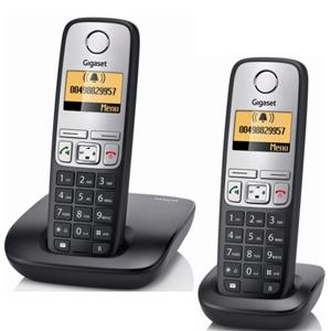 Gigaset A400 DUO Cordless Telephone